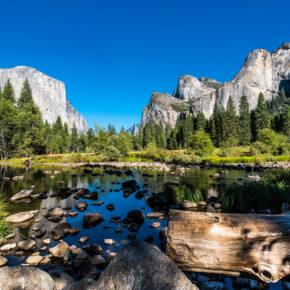 Yosemite Nationalpark: Die schönsten Sehenswürdigkeiten auf einen Blick