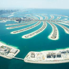 VAE Dubai Jumeirah Palm Seite