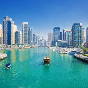 Luxus Familienurlaub: 7 Tage Dubai im TOP 5* Hotel mit Meerblick, Frühstück, Flug & Transfer nur 446€