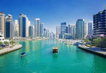 Luxus in Dubai: 8 Tage im 4* & 5* Hotel mit Frühstück, Flug, Transfer & Ausflug für 399€