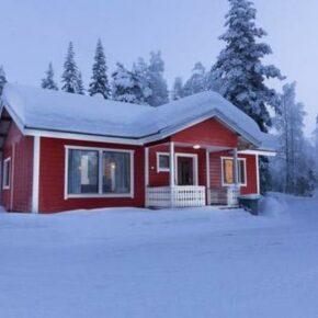 Holzferienhaus in Finnland: 8 Tage Natur pur mit Sauna ab 81€