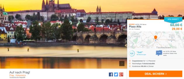 Prag Wochenende