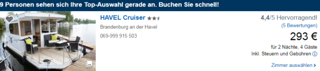 3 Tage Havel