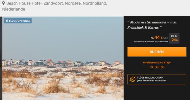 3 Tage Nordsee