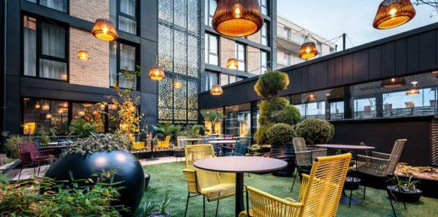 Hotel Golden Tulip Strasbourg Innenbereich