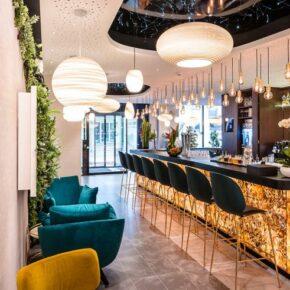 Hotel Golden Tulip Strasbourg Lobby