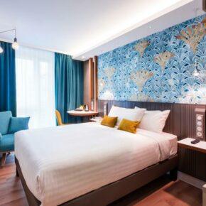 Hotel Golden Tulip Strasbourg Zimmer