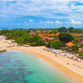 Bali Sanur Strand