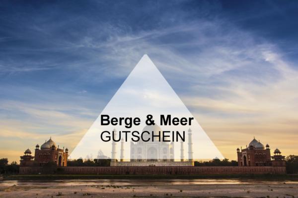 Berge & Meer Gutschein