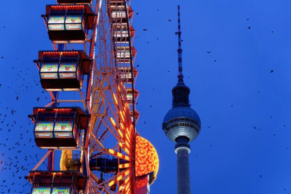 Berlin Weihnachtsmarkt Alex