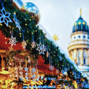 Berlin Weihnachtsmarkt Gendarmenmarkt