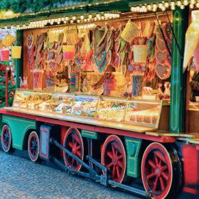 Berlin Weihnachtsmarkt Opernpalais