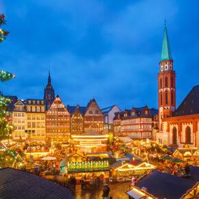 Frankfurt: 3 Tage im 4* Hotel inkl. Adventsrundfahrt & Weihnachtsmarkt für 89€