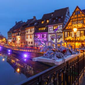 Weihnachtsmarkt in Colmar: 2 Tage Elsass mit Hotel nur 30€