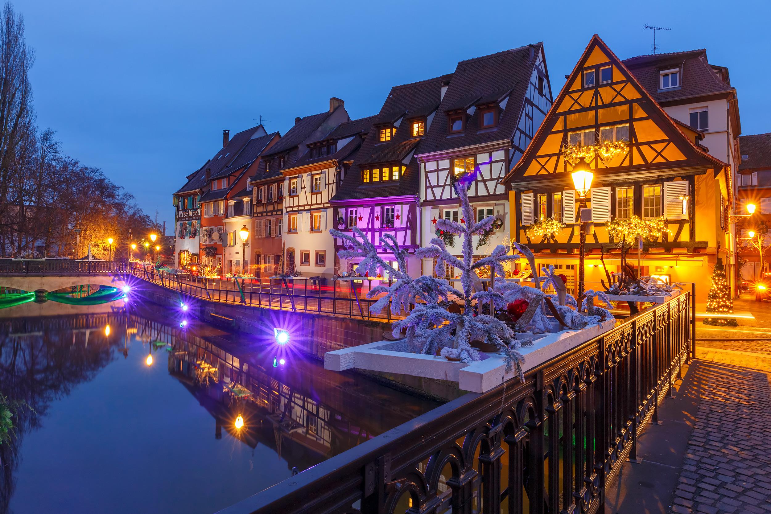 Colmar Weihnachtsmarkt.Weihnachtsmarkt In Colmar 2 Tage Elsass Mit Hotel Nur 30