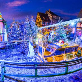 Weihnachtsmarkt Colmar: 2 Tage in Frankreich im TOP 3* Hotel nur 41€