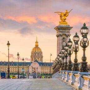 Kurztrip nach Frankreich: 4 Tage Paris mit 3* Hotel & Frühstück nur 85€
