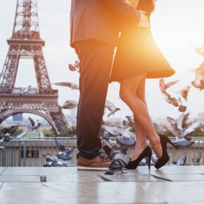 Valentinstag in der Stadt der Liebe: 2 Tage Paris mit 4* Hotel nur 43€