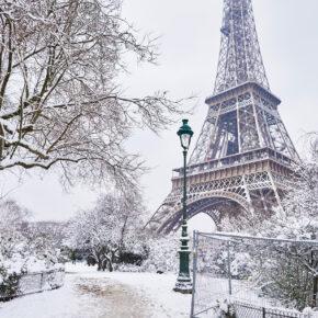 Flüge nach Paris für unfassbare 9€