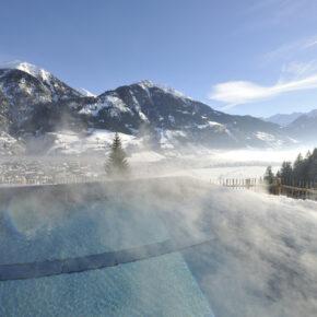 Wellness & Skiurlaub: 3 Tage in Bad Hofgastein im 4* Hotel mit Verwöhnpension & Spa nur 279€