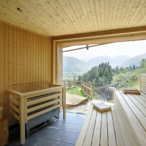 DAS.GOLDBERG Sauna