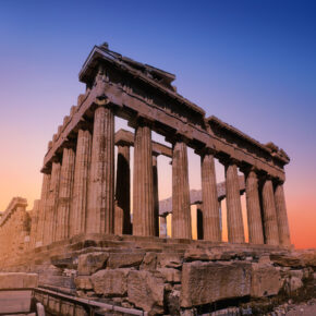 Wochenende in Athen: 4 Tage Städtetrip im 4* Hotel inkl. Frühstück & Flug nur 95€