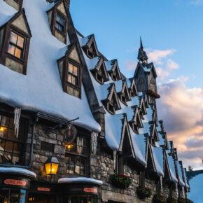 7 Tage Harry Potter Rundreise zu den Drehorten mit Studio Tour, Hotels, Verpflegung & Flug nur 1.029€