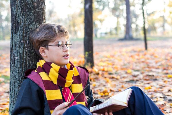 Harry Potter Junge Kinde