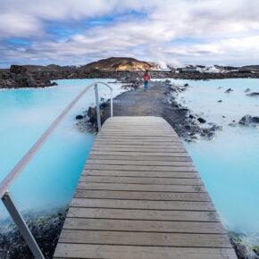 Blue Lagoon in Island: 4 Tage übers Wochenende ins 3* Hotel mit Flug für 126€