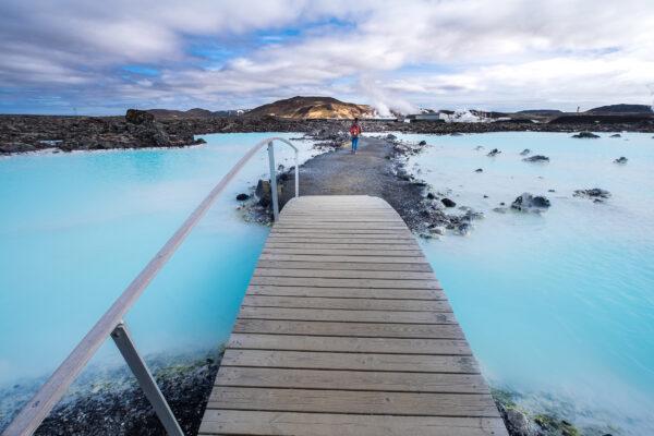 Island Blue Lagoon