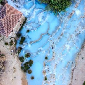 Die heißen Quellen der Toskana: 4 Tage am Wochenende in Italien mit TOP Hotel & Flug nur 139€