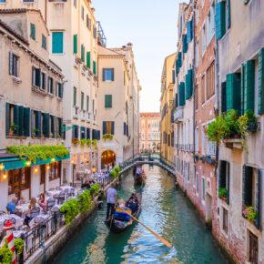 Romantik pur: 4 Tage Venedig übers Wochenende im 3* Hotel & Flug nur 44€