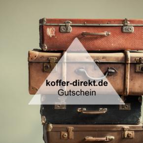 koffer-direkt.de Gutschein: Spart 10% auf Euren Reisebegleiter