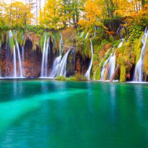 Trip zu den Plitvicer Seen: 5 Tage Kroatien mit TOP Apartment & Flug nur 149€