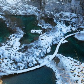 Langes Wochenende in Kroatien: 4 Tage Plitvicer Seen mit TOP Apartment & Flug nur 70€