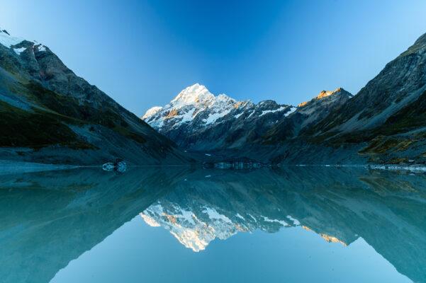 neuseeland hooker see Mount-Cook Nationalpark