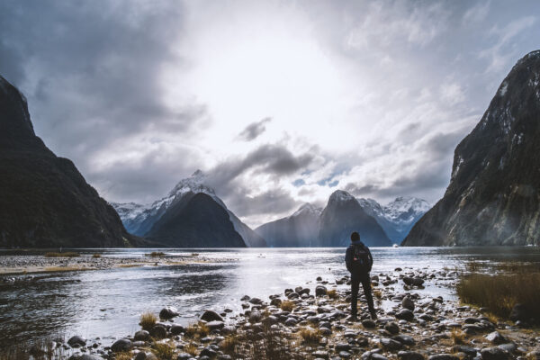 Nationalparks in Neuseeland