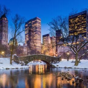 Winter in New York: 7 Tage im zentralen TOP 4* Hotel mit Direktflug nur 633€