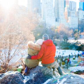 Winter 2021 in New York: 8 Tage im TOP 3* Hotel mit Dachterrasse, Frühstück & Flug nur 415€