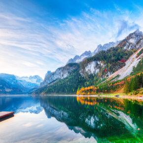 Kurztrip in die Natur: 3 Tage Salzburger Land im TOP 4* Alpendorf mit Wellness ab 23€