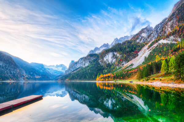 Sanfter Tourismus Alpen