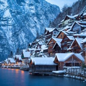 Wochenend-Trip zur UNESCO-Welterbstätte Hallstatt: 2 Tage in TOP 3* Gasthof mit Frühstück nur 50€