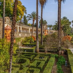 Wochenende in Spanien: 4 Tage Sevilla mit Hotel im Zentrum & Flug nur 107€