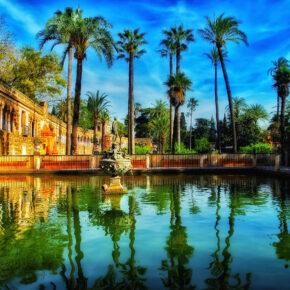 Städtetrip Sevilla: 4 Tage im zentralen 4* Hotel inkl. Flug für 127€