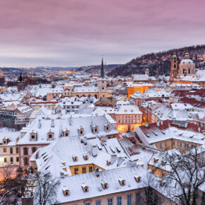 Wochenendtrip: 2 Tage Prag im TOP 4* Hotel inkl. Frühstück ab 21€