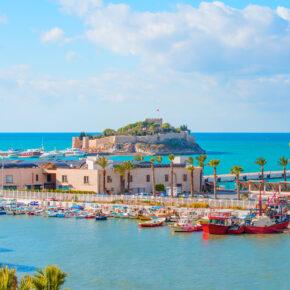 Türkei Luxus: 7 Tage im TOP 5* Hotel mit All Inclusive, Flug & Transfer nur 410€