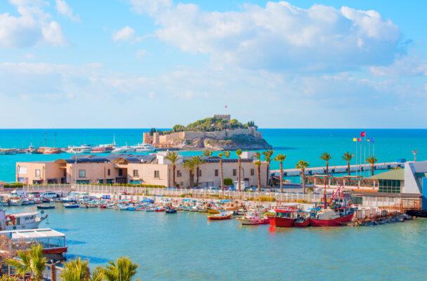 Türkei Kusadasi Hafen