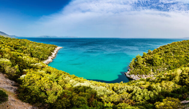 Türkei Kusadasi Meer