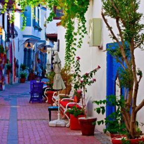 Single-Urlaub in der Türkei: 7 Tage im guten 5* Hotel mit All Inclusive, Flug, Transfer & Zug nur 373€