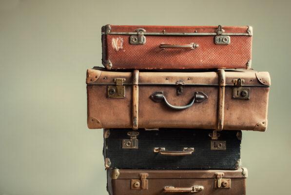 Vintage Reisegepäck